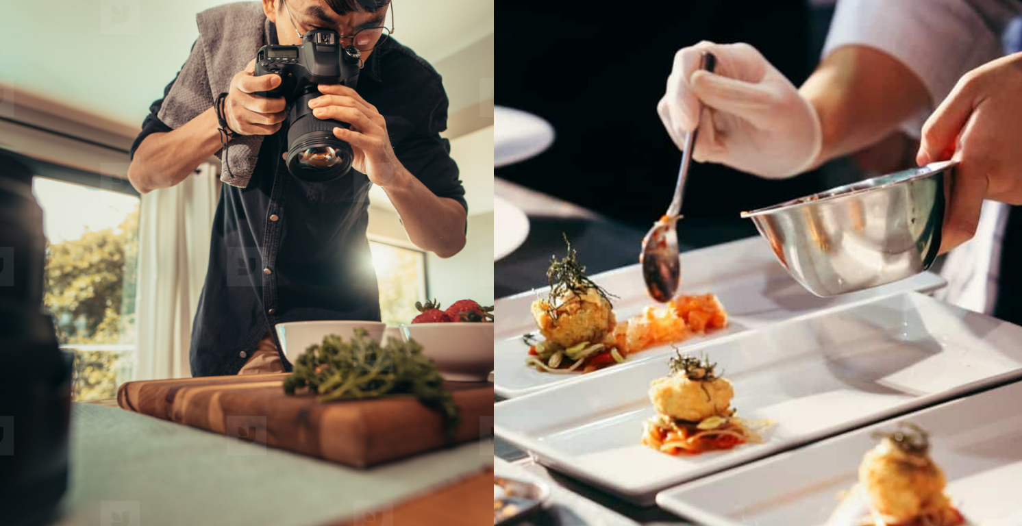 The art of plating, food photography and everything in between: Exploring the legal facets